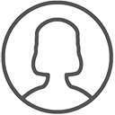 Property size icon