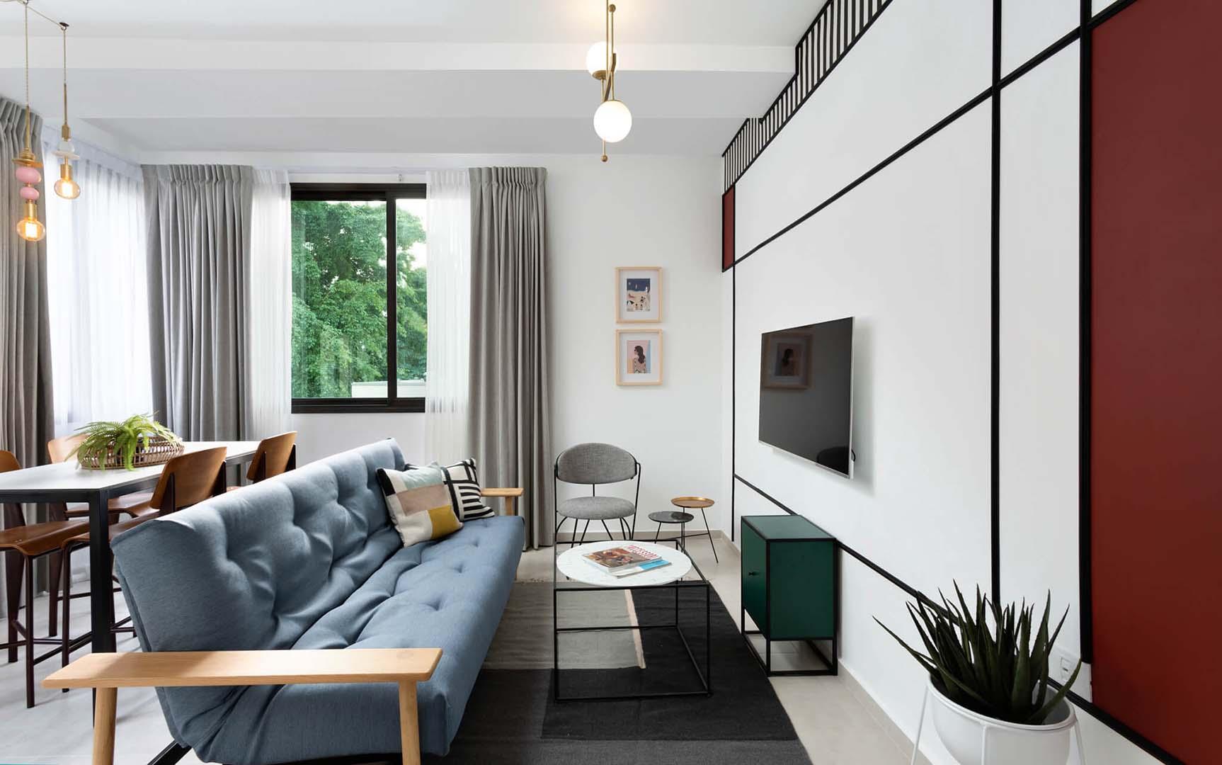 Mr Ben Yehuda Tlv2go Serviced Apartments